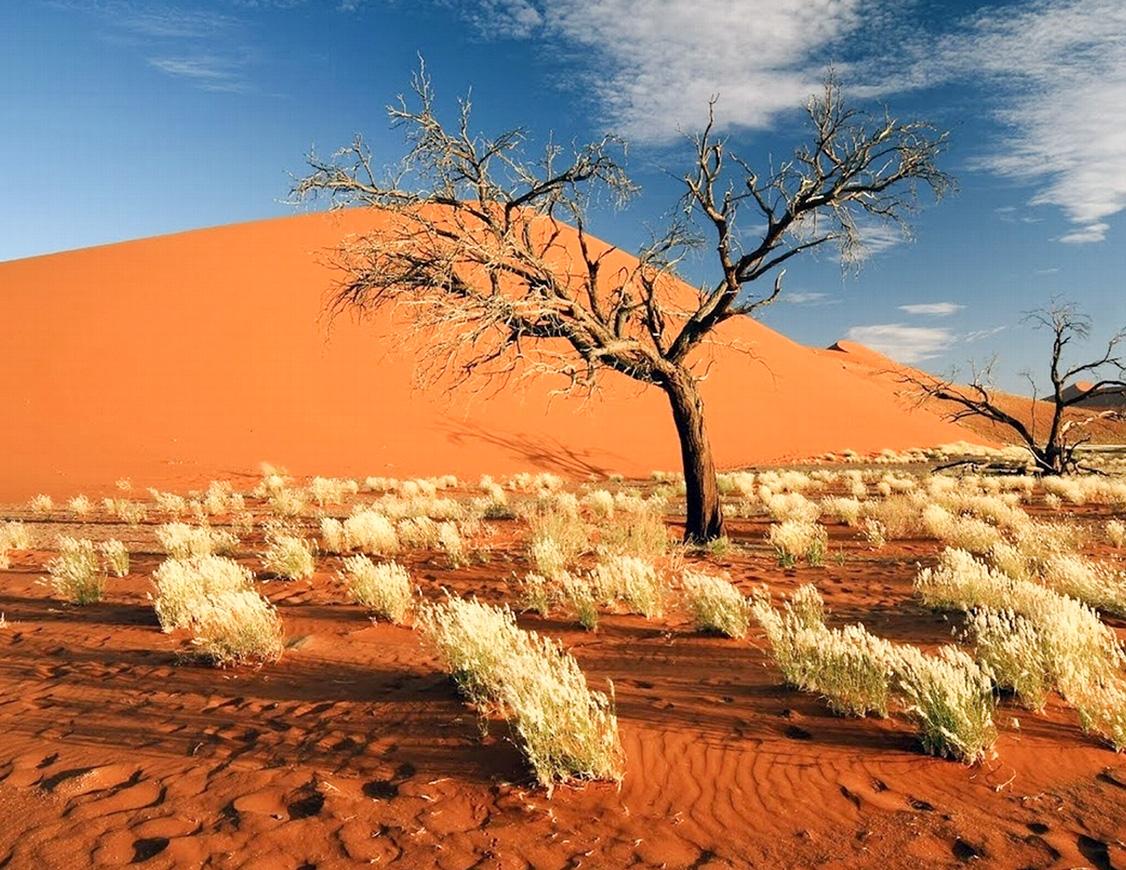 Sossusvlei Dunes - Cullinan Namibia