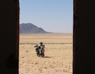 Kolmanskop Views - Cullinan Namibia