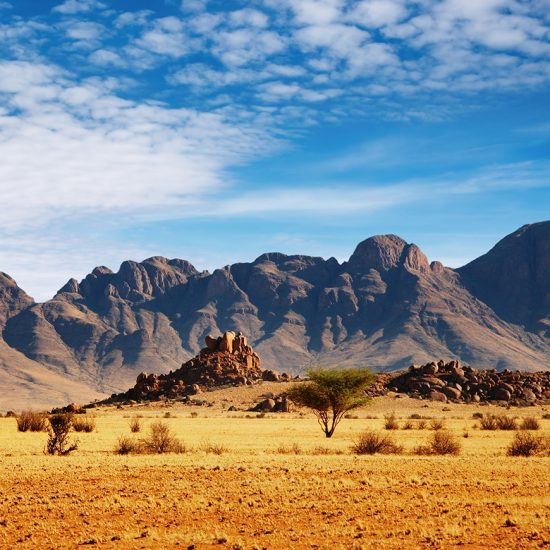 Damaraland - Extraordinary Namibia