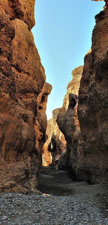 Sesriem Canyon - Namibia Sossusvlei Desert Adventure