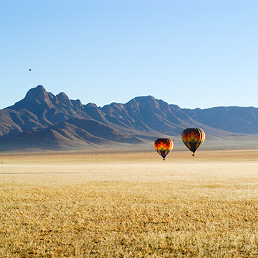 Hot air ballooning - Namibia Southern Odyssey