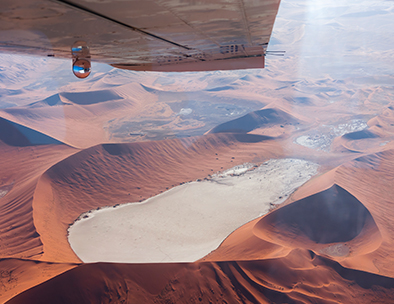 View of the Namib - Fly Drive Tours