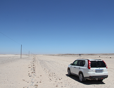Driving Namibia - Fly Drive Tours