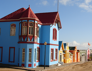 Swakopmund architecture - Guided Tours in Namibia