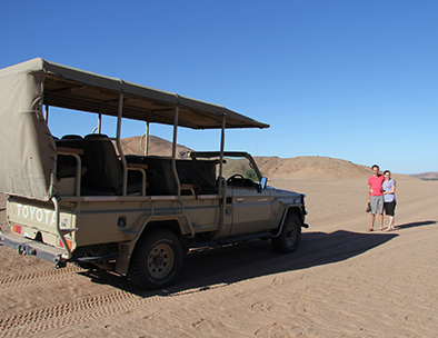 Namibia Safari - Private Guided Tours