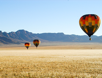 Balloons in the Namib Naukluft - Private Guided Tours