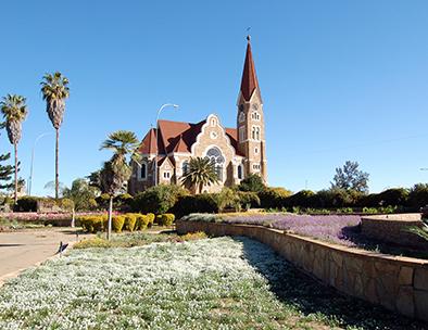 Christuskirche - Windhoek